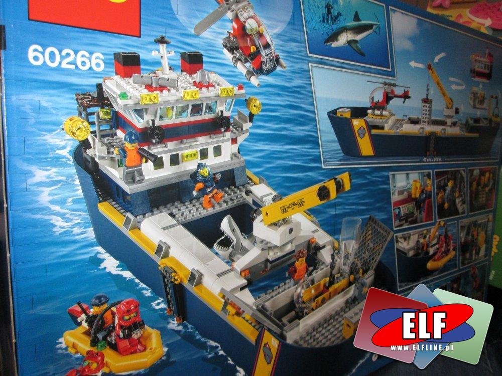 Lego City, 60261, 60265, 60264, 60263, 60262, 60266, klocki