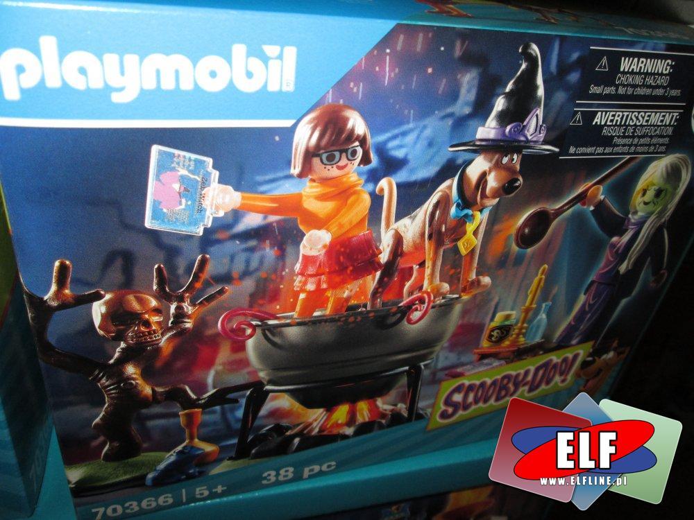 Playmobil, Scooby-Doo, Scooby Do, 70326, 70364, 70361, 70366, 70363, klocki