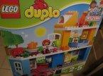 Lego Duplo, 10835 Dom rodzinny, 10902 Posterunek policji, klocki Lego Duplo, 10835 Dom rodzinny, 10902 Posterunek policji, klocki