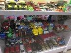 Samochody, zabawki, samochodziki zabawkowe i inne zabawki