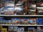 Zestawy Lego, Rożne, Duży wybór, Friends, City, Technic, Duplo, Minecraft, Ninjago  i wiele innych