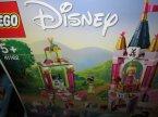Lego Disney, 41162 Królewskie przyjęcie Arielki, Aurory i Tiany, klocki