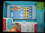 Fisher-Price Telefonik edukacyjny z emotkami, zabawka edukacyjna, zabawki edukacyjne