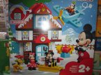 Lego Duplo, 10889 Domek Wakacyjny Mikiego, klocki
