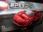 Lego Speed Champions, 76895 Ferrari F8 Tributo, klocki