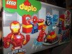 Lego Duplo, 10921 Laboratorium superbohaterów, klocki