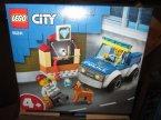 Lego City, 60241 Oddział policyjny z psem, 60255 Ekipa kaskaderów, klocki Lego City, 60241 Oddział policyjny z psem, 60255 Ekipa kaskaderów, klocki