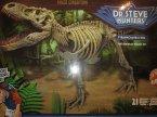 Dr. Steve Hunters, Tyrnannosaurus Rex, Tyranozaur Rex, Dinozaur, szkielet, szkielety, zabawka, zabawki