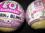 L.O.L. Suprise, LOL Ring Bling, O.M.G. Laleczki niespodzianki, laleczka niespodzianka