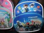 Plecaczki, Tornistry, Plecaczek, Playmobil