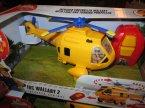 Strażak SAM, Helikopter jeżdżący zdalnie sterowany, helikoptery zdalnie sterowane pojazdy jeżdżące
