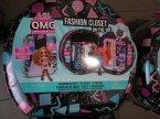 L.O.L. Suprise Fashion Closet ON-THE-GO O.M.G laleczki niespodzianki
