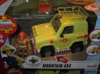 Strażak Sam, Mountain 4x4 samochód