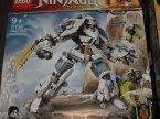 Lego Ninjago, 71738 Starcie tytanów Mech, klocki