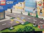Lego City, 60304 Płyty drogowe, klocki