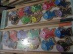 Zabawki drewniane, Rybki, Zabawa w łowienie rybek, wędkarzyki drewniane