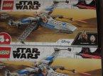 Lego StarWars, 75297 X-Wing Ruchu Oporu, klocki Lego StarWars, 75297 X-Wing Ruchu Oporu, klocki