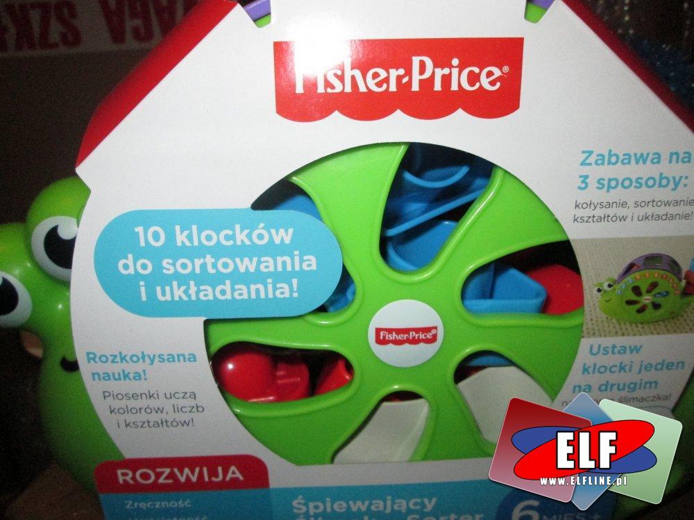 Fisher-Price, Różne zabawki edukacyjne dla dzieci, zabawka edukacyjna