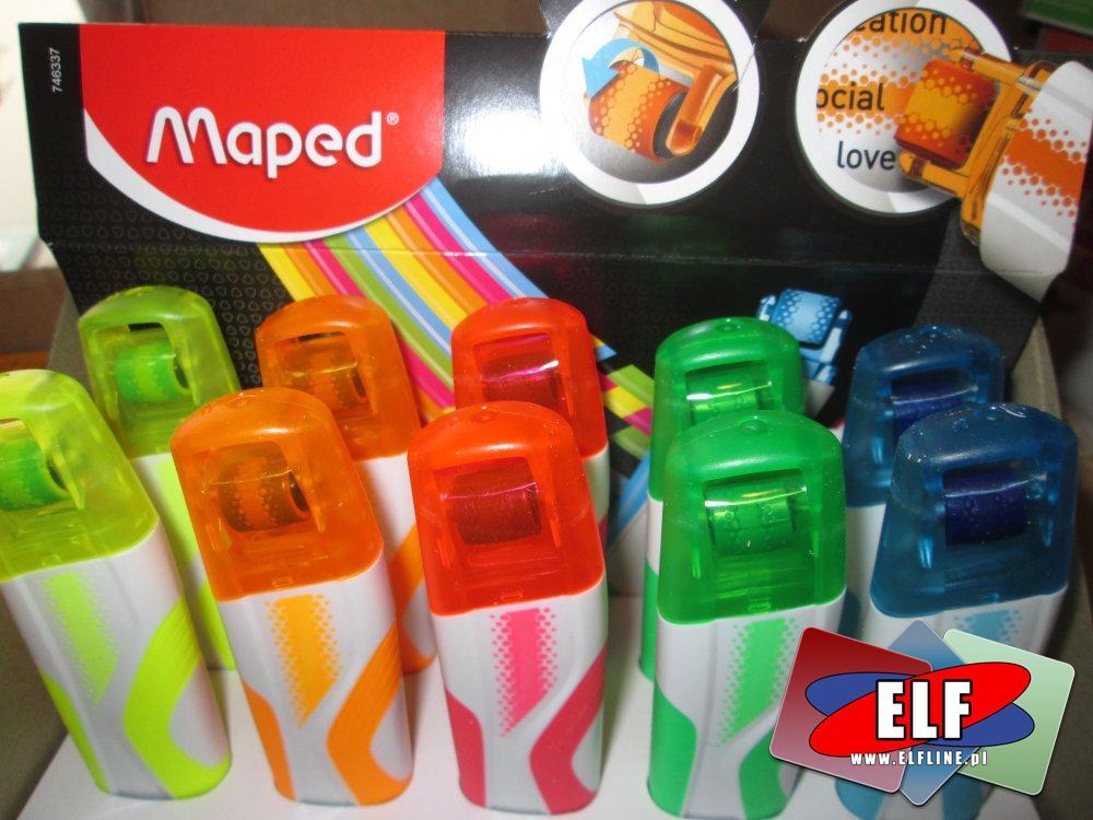 Zakreślacz Maped Fluo Peps, Zakreślacze w rolce