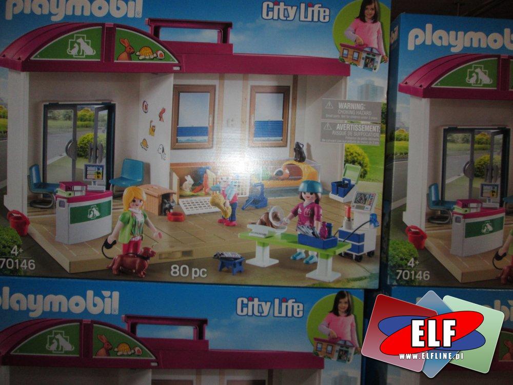 Playmobil 70146, citylife