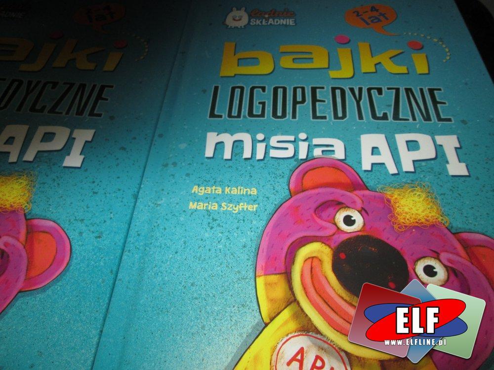 Bajki logopedyczne, książka, książki edukacyjne, edukacyjna