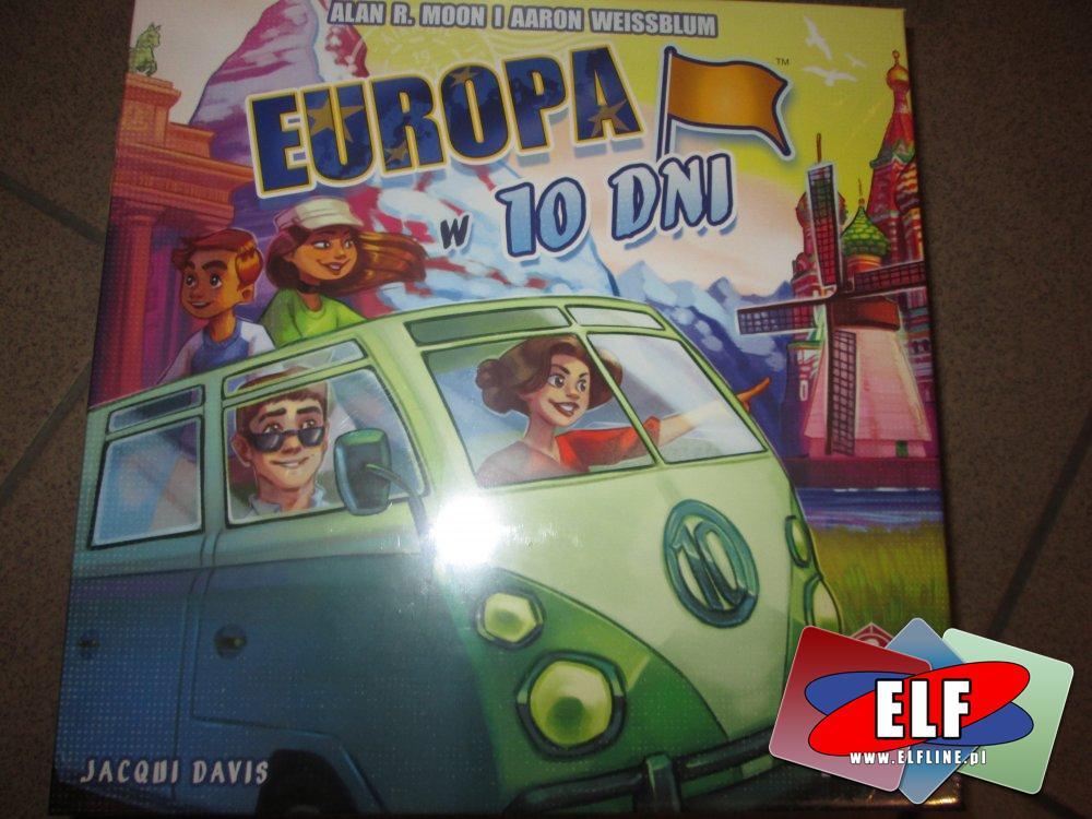 Gra Europa w 10 dni, Gry