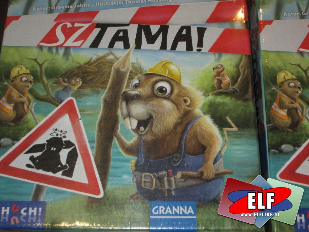 Gra Sztama!, Gry