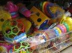 Oball i inne zabawki dla dzieci