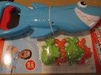 Głodny rekin, zabawka do wody, zabawki widne, rekiny i rybki