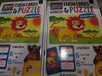 Flash Cards & Puzzle, zabakwa edukacyjna, puzzle edukacyjne, zabawki, edukacja przez zabawę