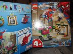 Lego Marver Spider-Man, 76149 Groźny Mysterio, SpiderMan, Spider Man, klocki