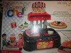 Kuchnia zabawkowa, Kuchnie zabawkowe Chef, zabawa w gotowanie, sklep, restaurację, dom, kuchnia do zabawy