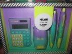 Milan Sunset, Zestaw edukacyjny, Kalkulator, Temperówka, Długopis, Ołówek automatyczny