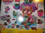 Ciastolina Play-Doh, Kitchen, Fabryka słodkości, cukiernia