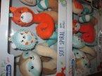 Baby Clementoni, Soft Spiral, Sweet Cloud, Kitty cat i inne, dla maluszka, niemowlaczka, dziecka