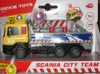 Dickie Toys, Scania City Team, Transport miejski, samochód zabawka, samochody zabawki