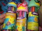 Flamastry, Tube Water Color Pen, Flamaster Strigo