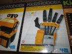KidzRobotix, STEAM Powered Kids, Roto Skarbonka, Mechaniczna Ręka, zestaw edukacyjny, kreatywny i naukowy