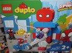 Lego Duplo, 10940 Kwatera główna Spider-Mana, klocki