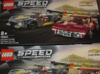 Lego Speed Champions, 76900, 76901, 76903, klocki