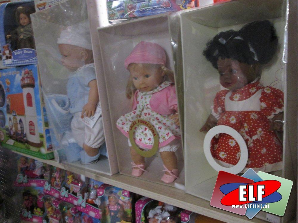 Lalka, lalki, Bobas, Bobasy, Różne lalki