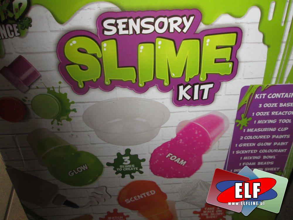 Slime Mix Station, Party time Slime Kit, glutki