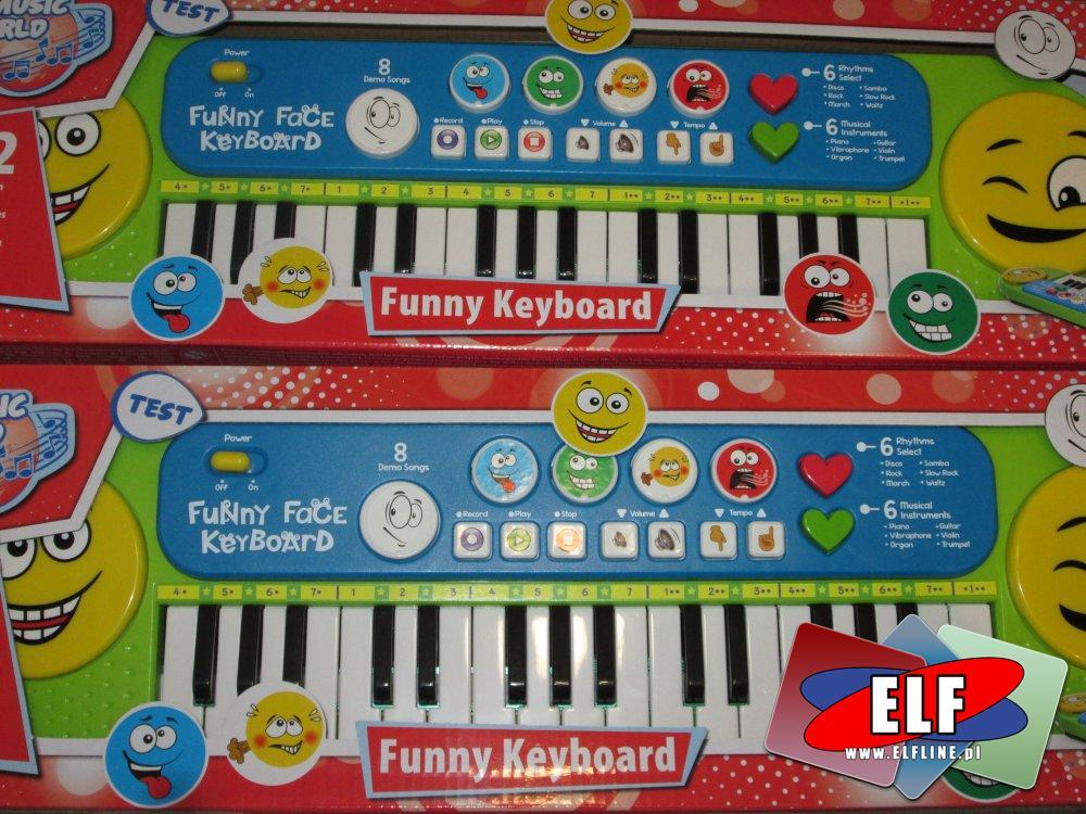 Funny Keyboard, Zabawka, Zabawki