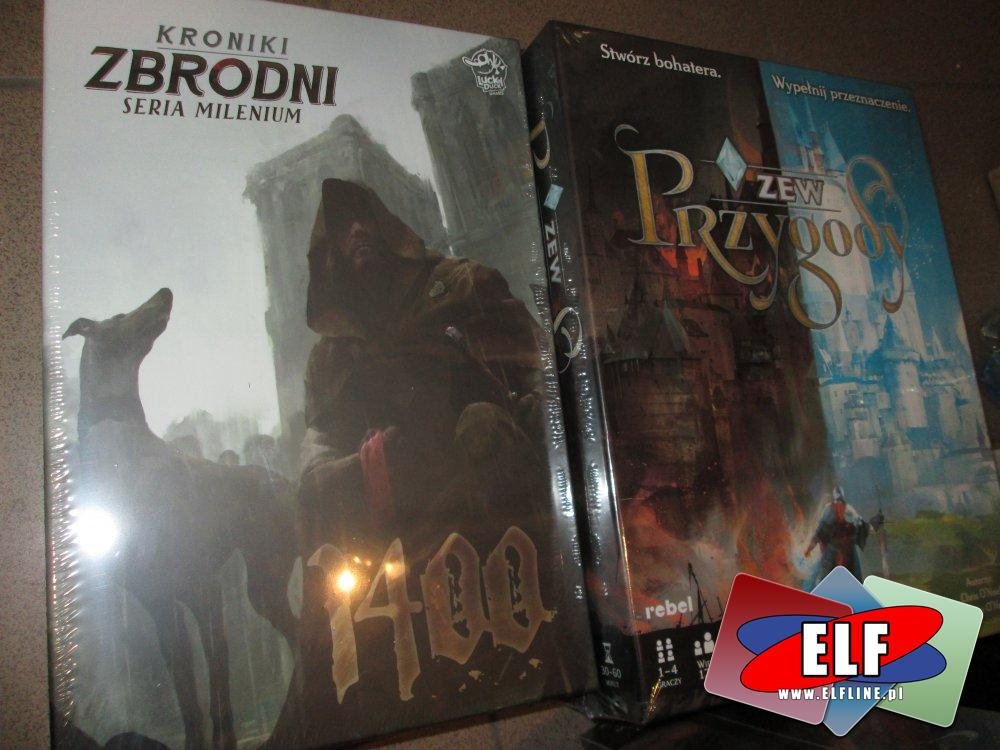 Gra Kroniki Zbrodni, Seria Milenium, Gry