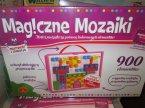 Magiczne Mozaiki, twórz mozaiki za pomocą kolorowych elementów
