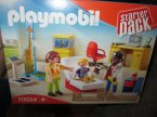 Playmobil, 70034 Starter pack, Szpital gabinet pediatry, lekarz