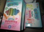 Colorino Glitter Markers, Flamastry Brokatowe Colorino Glitter Markers, Flamastry Brokatowe
