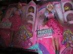 Lalka Barbie, Lalki, Princess Adventure, i inne lalki barbie