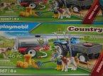 Playmobil, 70367, farma, traktor, krówki, gospodarstwo rolne, klocki, zabawki Playmobil, 70367, farma, traktor, krówki, gospodarstwo rolne, klocki, zabawki