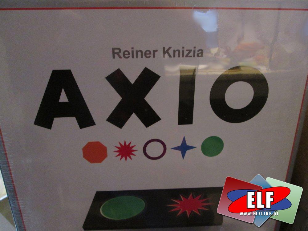 Gra Axio, Gry